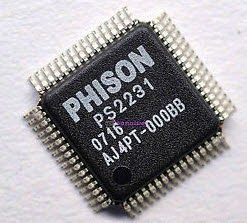 6 format tools to repair Phison PS2251-31 chip controller