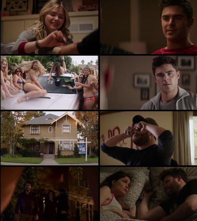 Neighbors 2 2016 English 720p WEB-DL