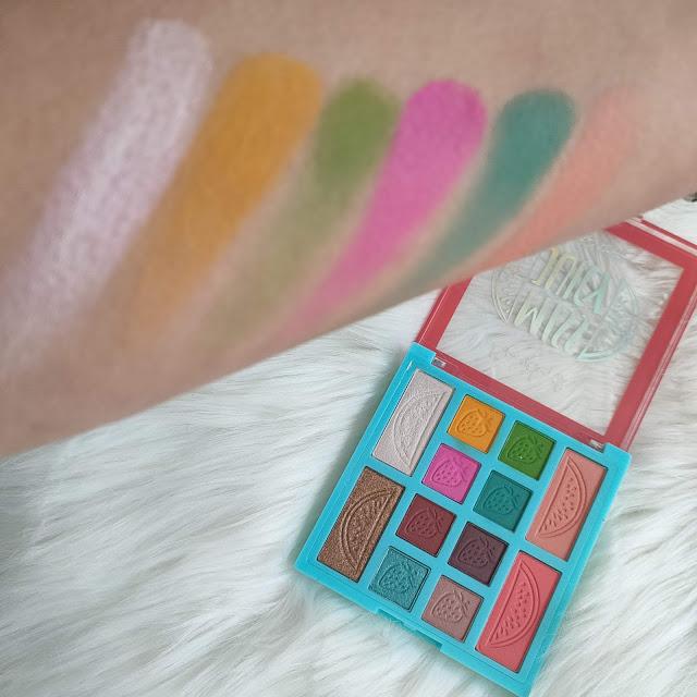 Paleta Miss Juicy de LOVELY 04