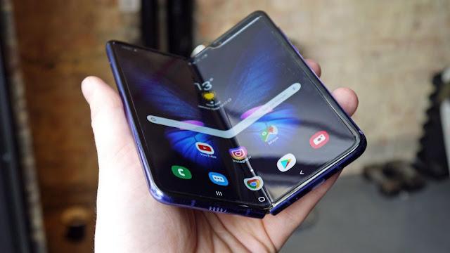 Samsung bisa meluncurkan penerus Galaxy Fold Resmi Dijual di Indonesia