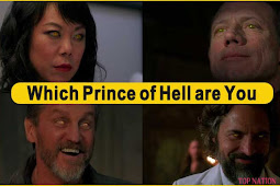 Supernatural: Which Prince of Hell are You From Supernatural (Quiz)