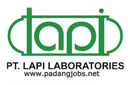 Lowongan Kerja Padang: PT. Lapi Laboratories Maret 2018