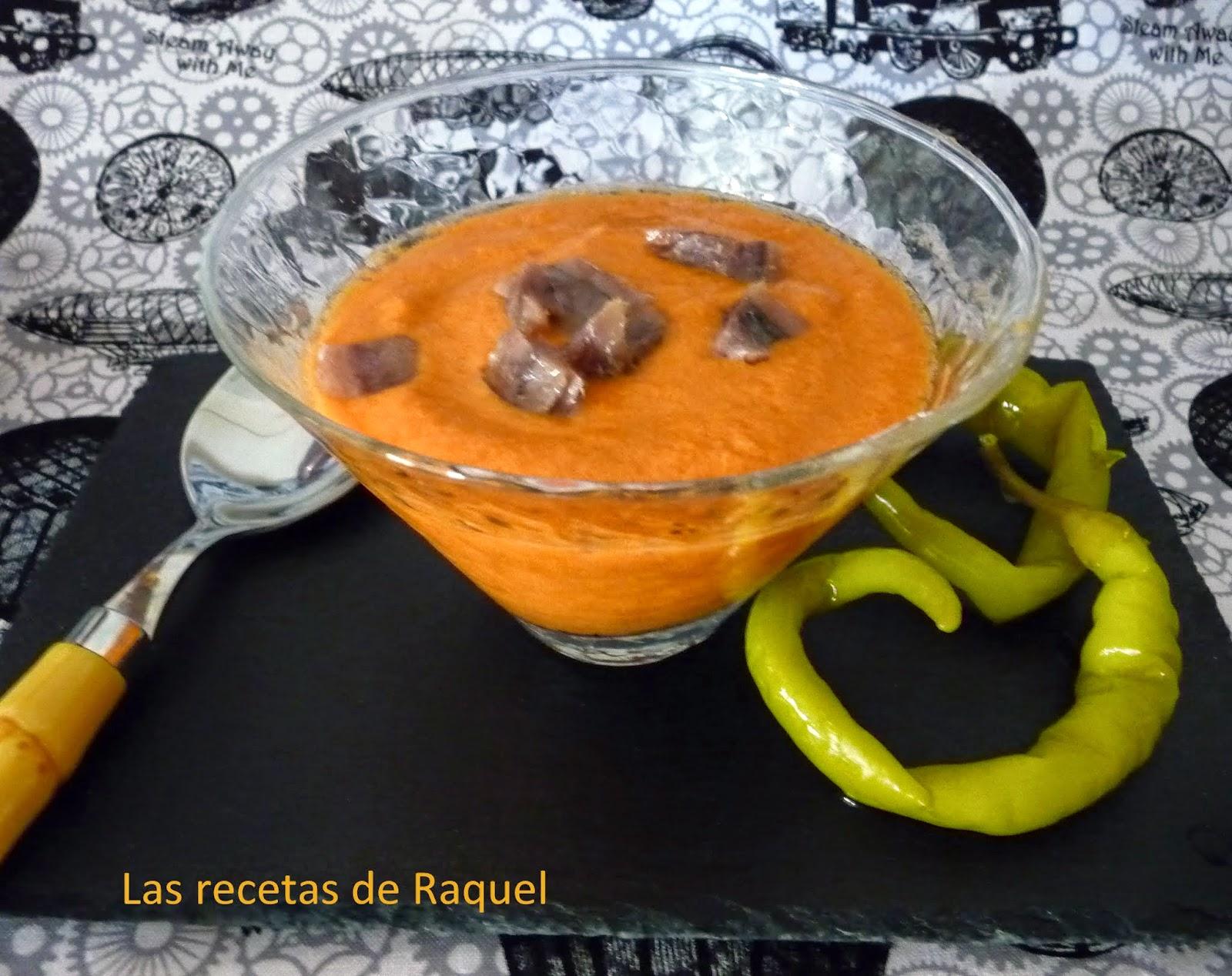 Gazpacho Vasco