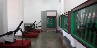 akcayatour, Museum Mandala Bakti, travel malang semarang, travel semarang malang, Wisata Semarang, gambar 1
