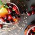 [Rezept] Winterlicher Aperitif mit Orangen, Cranberries & Zimt