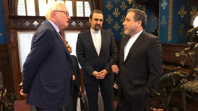 Iran Ta Gargadi Kasashen Turai Dangane Da Yarjejeniyar Nukliya