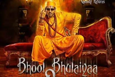 Bhool Bhulaiyaa 2 movie poster