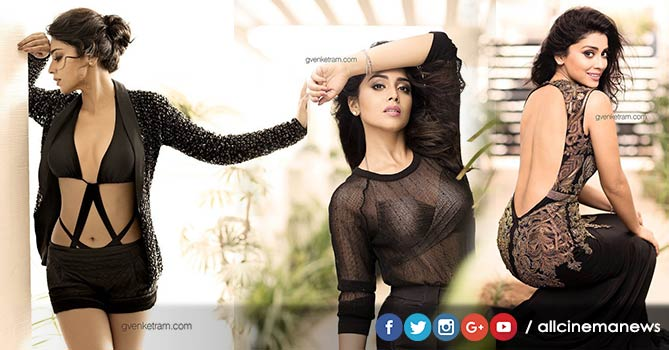 Shriya Saran Hot Photoshoot