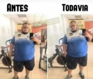 Memes antes y después