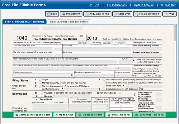 Nexus United Inc: Free Online Tax Preparation Software for