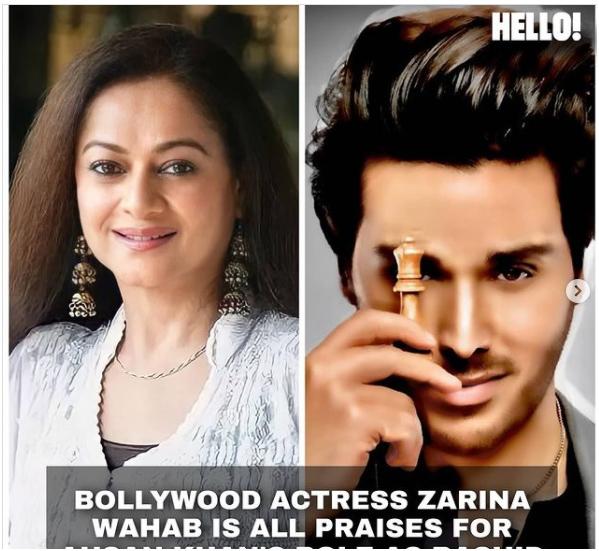 Bollywood Actress Zarina Wahab