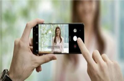 Cara Memaksimalkan Kamera Selfie Oppo efek bokeh