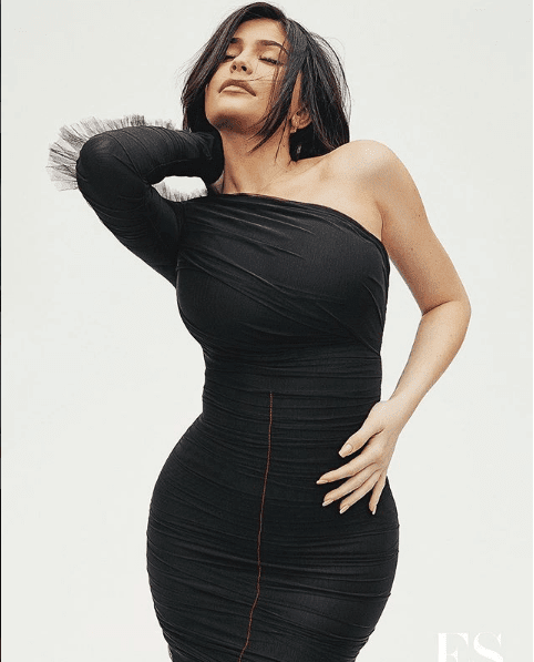 Luxury Makeup Kylie Jenner's Evening Standard Magazine Makeup Look 2018
