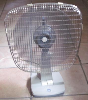 ventilador vintage