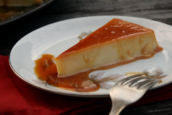 The BEST Flan ever. Period.