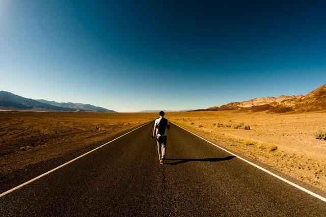 Jarak jalan surga