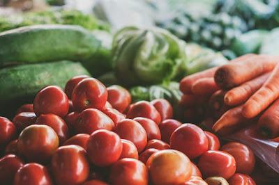 اسماء الخضروات في اللغة الانجليزية