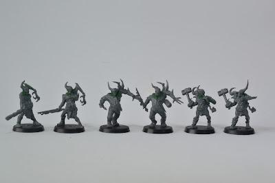 Dark Imperium Poxwalkers