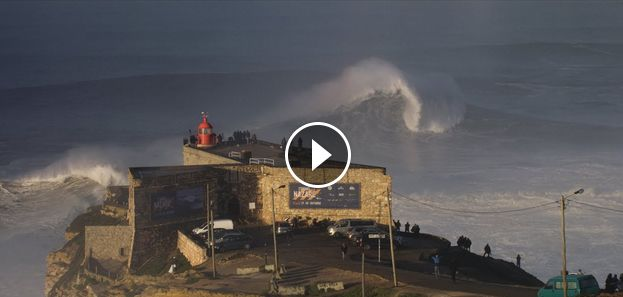 Giant Nazare January 18 2018
