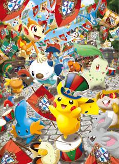 Resultado de imagem para Pokemon festival