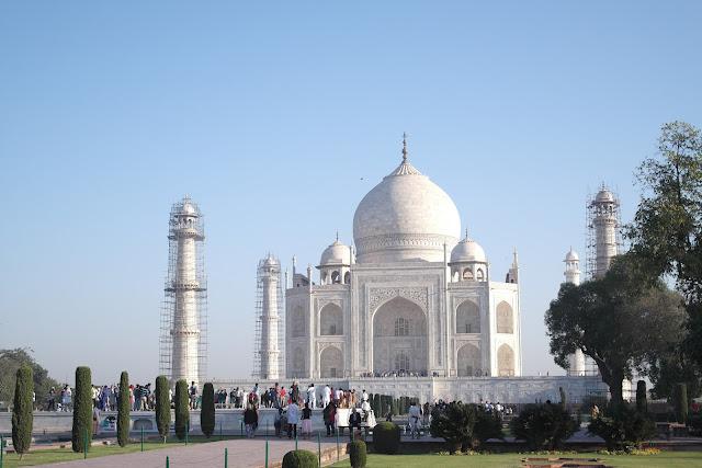 Selamat datang di Taj Mahal, Karya Cinta Abadi Shah Jahan
