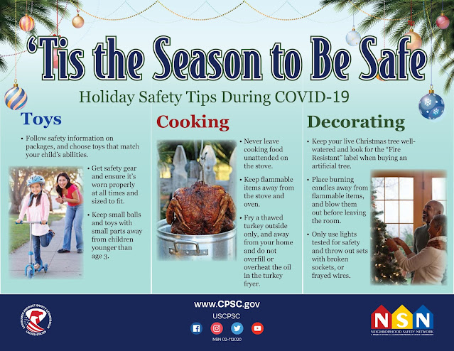 'Tis the Season to Be Safe: Top Tips for Your Family During COVID-19
