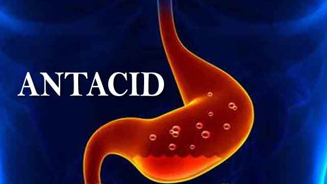 Inorganic Antacids