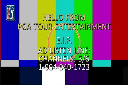 PGA Tour Eutelsat 7A/7B Biss Key 19 April 2019 - Satellite TV