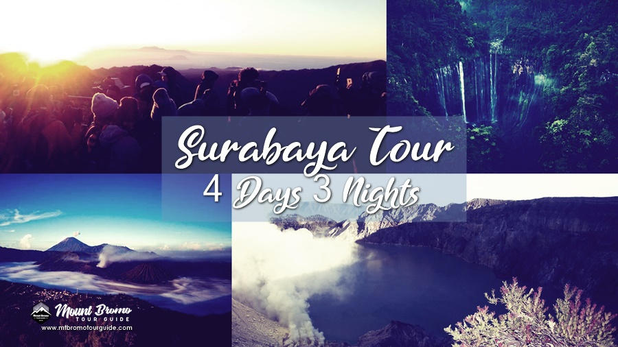 Surabaya Tour Package 4 Days 3 Nights