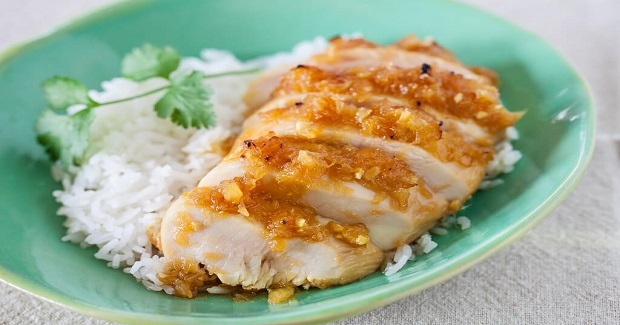 Pineapple Chicken Teriyaki Recipe