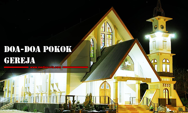 Doa-Doa Pokok Gereja