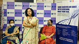 Milann Fertility and Birthing Centre in Association with HCG Cancer Hospital Bengaluru Organizes Awareness Talk on the Occasion of Gynaecological Cancer Awareness Month