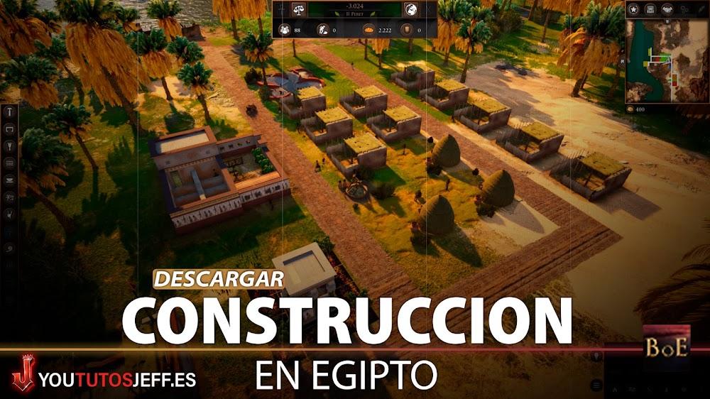 Constructor de Ciudades, Descargar Builders of Egypt Prologue para PC Gratis
