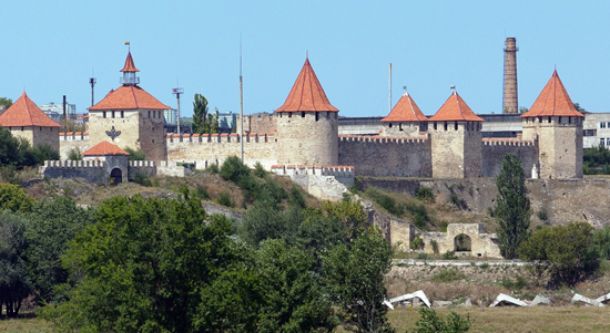 The Bendery Fortress