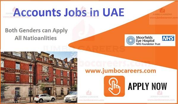 Current Accountant jobs in UAE,