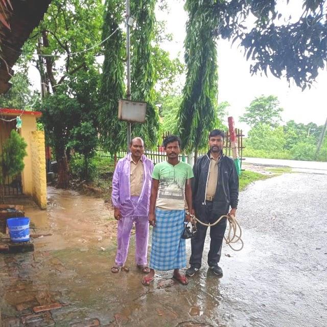 बिजलपुरा डकैती कांड में संलिप्त अपराधी धराया