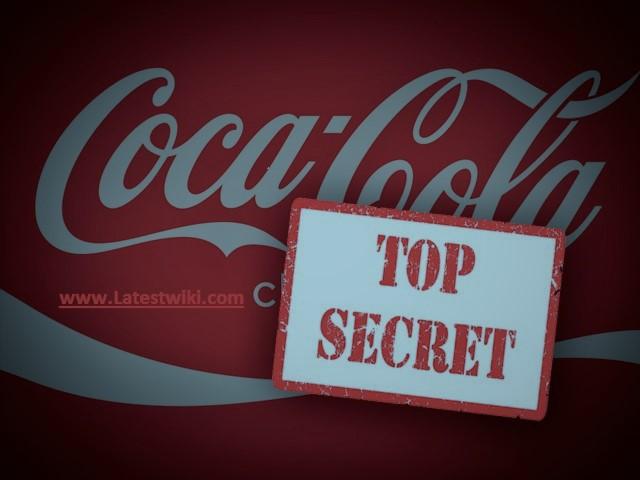 COCA-COLA Secret formula ???