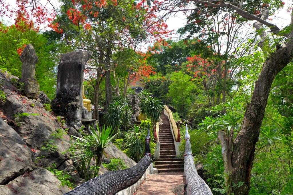 Monte Phou Si, Luang Prabang (Laos)