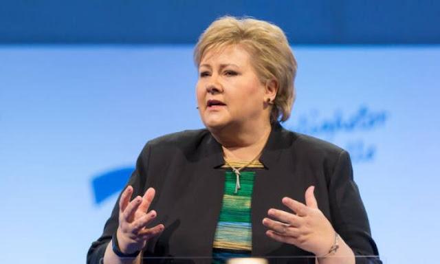 PM Norwegia: Aksi Robek Alquran Adalah Simbol Kebebasan Berekspresi