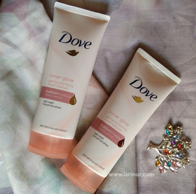 Review Dove Inner Glow Facial Foam