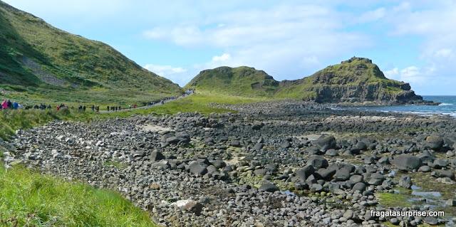 Irlanda do Norte - Giant's Causeway