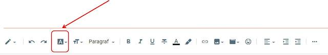 Pengertian Font dan Cara Menambahkannya di Blogspot.