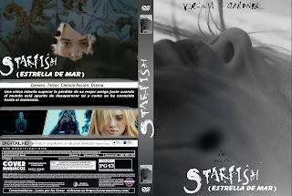STARFISH – ESTRELLA DE MAR – 2018 [COVER – DVD]