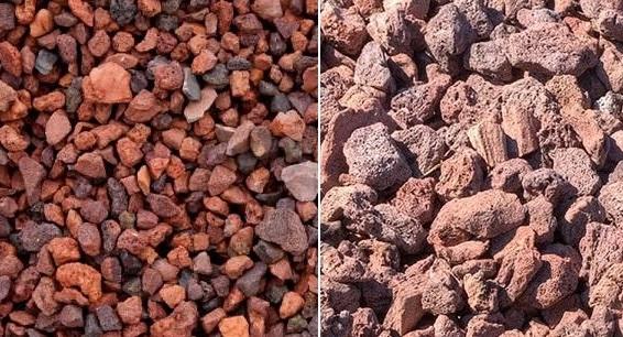 How to prepare lava rocks for aquarium use?