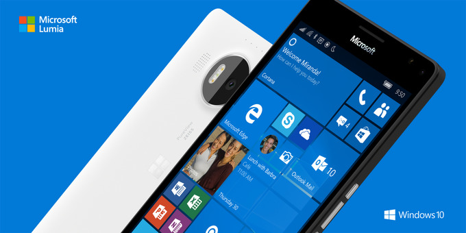 Microsoft Lumia 950 XL officially announced