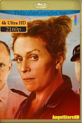 Tres Anuncios Por Un Crimen (2017) [4K UHD [HDR] [Latino-Inglés] [Google Drive] – By AngelStoreHD