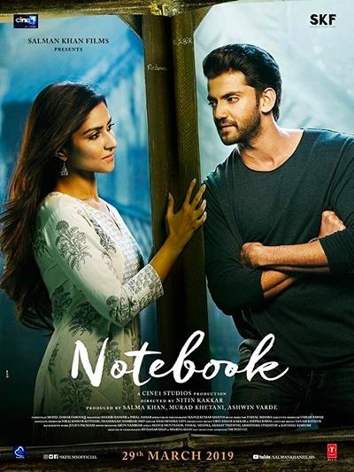 Notebook 2019 Hindi PreDVDRip 480p 300mb 720p 800mb