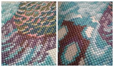 Indian Peacock Up Close