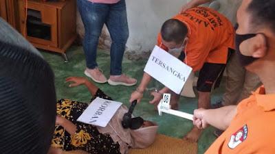 MIRIS, Motif Pembunuhan Boru Sianipar di Sergai Hanya Masalah Sepele Ini