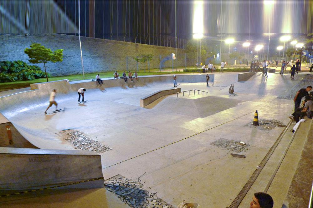 Planet Skate Shop  Pista de Skate do Pq. da Juventude recém reaberta ... ef12403862e
